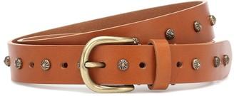 Isabel Marant Zalo leather belt
