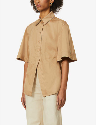 Camilla And Marc Loose-fit cotton shirt