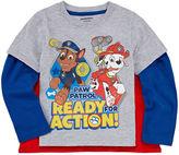 Novelty T-Shirts Boys Long Sleeve Paw Patrol T-Shirt-Toddler