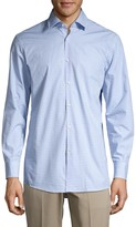 HUGO BOSS Plaid Shirt