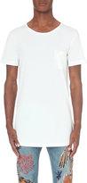 Diesel Printed Cotton-jersey T-shirt