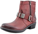 Nana Ruby Round Toe Leather Bootie.