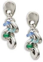 Uno de 50 Ride Chandelier Drop Earrings