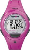 Timex Women's Ironman T5K780 Silicone Analog Quartz Watch