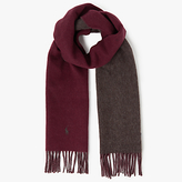 Polo Ralph Lauren Reversible Hunter Scarf