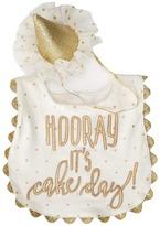 Mud Pie Gold Cake Smashing Set Accessories Travel