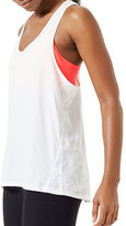 MPG Relaxed-Fit Racerback Solid Tank Top
