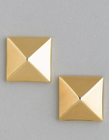 VINCE CAMUTO Pyramid Stud Earrings
