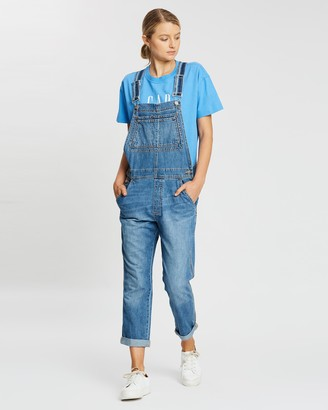 Gap Coco Slouch Overalls