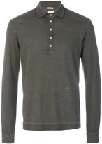 Massimo Alba knitted polo shirt - men - Cotton/Cashmere - S