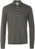 Massimo Alba knitted polo shirt