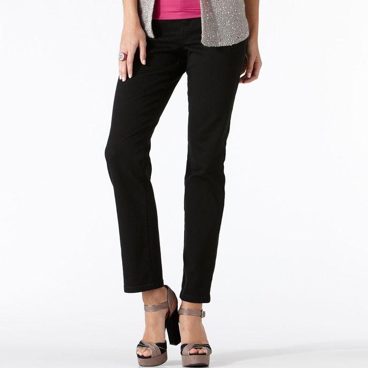 Gloria Vanderbilt amanda tapered jeans - petite