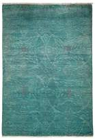 "Solo Rugs Vibrance Collection Oriental Rug, 4'3"" x 6'1"""