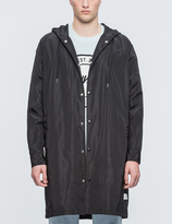 Joyrich 7700 Hooded Long Coat