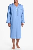 Majestic International Men's Cotton Nightshirt