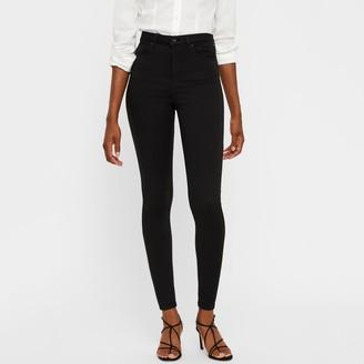 "Vero Moda Skinny High Waist Jeans, Length 32"""