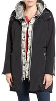 Pendleton 'Mendocino' 3-in-1 Hooded A-Line Coat