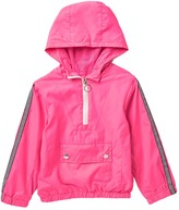 Urban Republic Windbreaker Pullover Jacket (Toddler Girls)