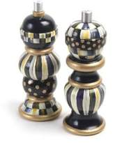 Mackenzie Childs Courtly Check Salt and Pepper Set