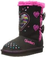 Skechers 10402N Keepsakes Heart Warmer Light-Up Boot (Toddler),