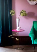 Matthew Williamson Flamingo Pink Wine Table