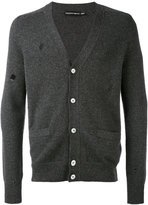 Alexander McQueen distressed cardigan