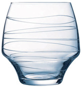 Houseology Chef & Sommelier Open Up Arabesque Cut Old Fashioned Tumbler 38cl Set Of 4