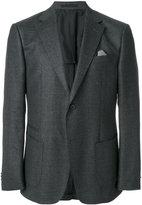 Z Zegna classic blazer - men - Cupro/Cashmere/Wool - 48