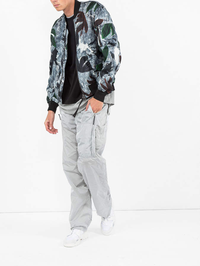 Givenchy Oversized jogging trousers