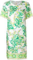 P.A.R.O.S.H. floral print shift dress