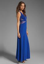 BCBGMAXAZRIA Maxi Gown