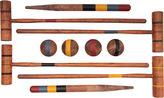 One Kings Lane Vintage Standard Croquet Set, 16 pcs