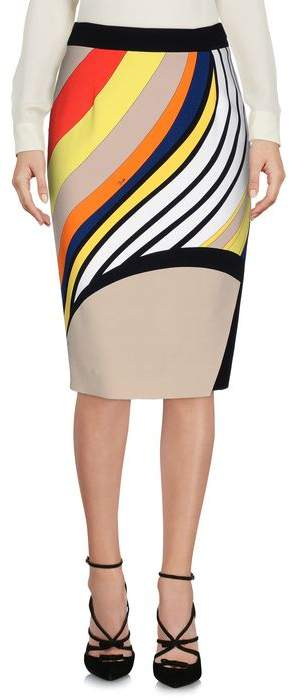 Emilio Pucci Knee length skirt