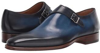 Magnanni Hermosa (Navy) Men's Shoes