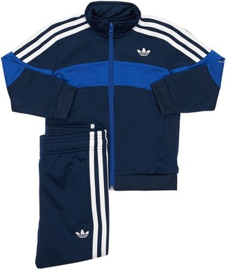 adidas Cotton Sweatshirt & Sweatpants