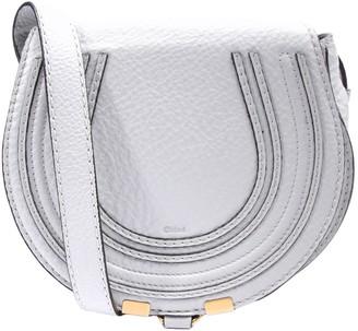Chloé Marcie Green Leather Handbags