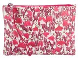 Mary Katrantzou Brushed Leather Pouch w/ Tags