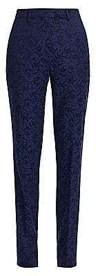 Etro Women's Jacquard Trousers