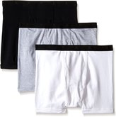 Gold Toe Men's 3-Pack Cotton Boxer Brief