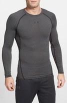 Under Armour Men's Heatgear Compression Fit Long Sleeve T-Shirt