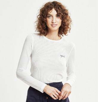 Maison Labiche White Egoiste T-shirt - s
