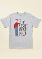 Here's Waldo Men's T-Shirt in XXXL