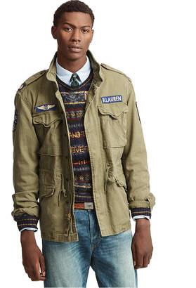 Polo Ralph Lauren Men Cotton Twill Field Jacket