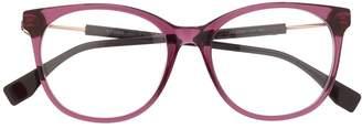 Fendi Eyewear round-frame glasses