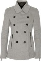 Belstaff Hawthorne wool and cashmere-blend coat