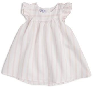 Absorba Stripe Frill Dress