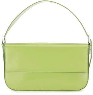 BY FAR Fold-Over Shoulder Bag