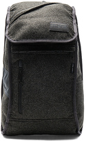 JanSport x I Love Ugly Iron Sight Backpack in Charcoal.