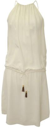 Vix Paula Hermanny White Silk Swimwear for Women