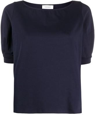 Snobby Sheep boat-neck T-shirt